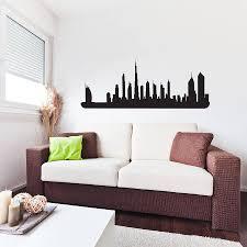 wall decor wall decal dubai interior home design and decor dubai city skyl marvelous wall decal dubai