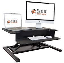 adjustable standing desk converter shop height converters by