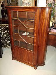 Mahogany Bookcases Uk 19th Century Victorian Mahogany Bookcase Display Cabinet Antique