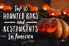 spirit halloween winston salem top 10 haunted bars and restaurants in america livestrong com
