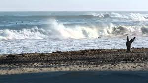 big surf cabrillo beach inside u0026 outside the harbor 8 27 14 youtube