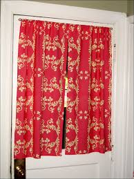 White And Red Kitchen Curtains by Beautiful Blue And Brown Kitchen Curtains Taste