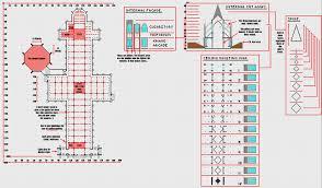 amazing design building blueprints minecraft 12 castle blueprint