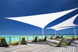 Canopy Triangle Sun Shade by Shade Sails Umbrosa Ingenua