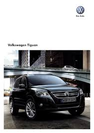 Tiguan Brochure Volkswagen Australia
