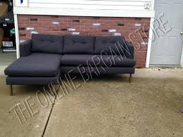 used sectional sofas for sale used west elm furniture west elm furniture sale triangle grey