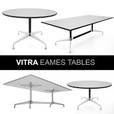 Vitra Conference Table 3d Model Conference Table