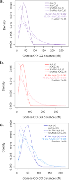 per 250 en el div amplifying recombination genome wide and reshaping crossover