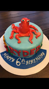 finding dory cake cakes by cathy chicago