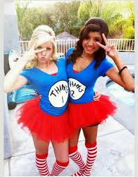 Halloween Costume 2 Girls 1 2 Costume Idea Perfect Halloween