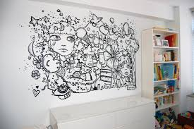 Painted Wall Mural Home Design Simple Painted Wall Murals Kitchen Hvac Contractors