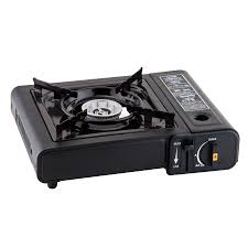 Rite Aid Home Design Portable Gas Grill 1 Burner High Performance Butane Countertop Range Portable Stove