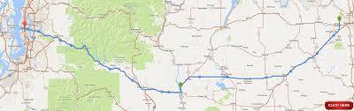 Seattle On A Map Of Washington by Seattle Washington 2014 Summer Vacation