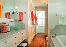 Grey And Green Bathrooms Serene Coral Combinations Mint Grey U0026 Cream