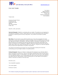 What Should A Resume Cover Letter Consist Of What Should A Resume Cover Letter Consist Of Free Resume Example