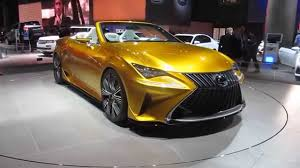 lexus lf c2 2015 lexus lf c2 concept car world premiere at la auto show 2014
