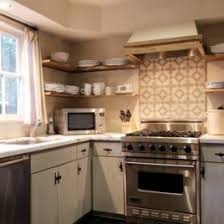 kitchen backsplash behind stove interior design