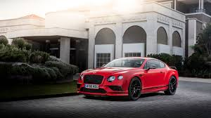 bentley red photos bentley 2017 continental supersports worldwide red 2560x1440