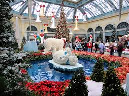 Bellagio Botanical Garden Botanical Gardens Bellagio Hotel And Casino Las Vegas Nevada
