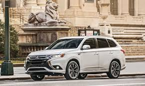 outlander mitsubishi mitsubishi outlander phev 2016 review not unexpected sales success