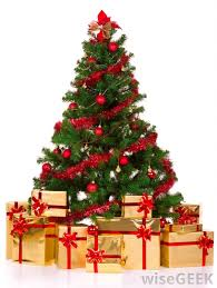 delightful decoration christmas tree com best 25 ribbon ideas on