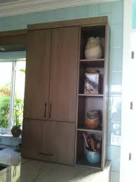 Kitchen Cabinet Appliance Garage by Keep It Out Of Sight In An Appliance Garage Artful Kitchens