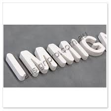 pvc letters are great solution for low cost u0026 durable 3d signages