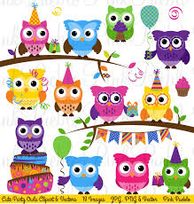 Happy Birthday Owl Meme - owl birthday party clipart
