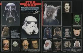 1989 don post studios catalog blood curdling blog of monster masks