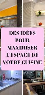 regle amenagement cuisine des conseils pour optimiser l espace de votre cuisine premiere