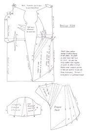 wedding dress patterns free printable wedding dress pattern dress cutting patterns free