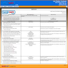 jha template 28 images image gallery jsa form generic hazard