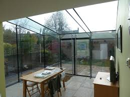 glass box architecture aberdeen aberdeenshire architectural glass clear living