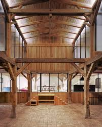 red barn converting a barn in an attractive holiday destination