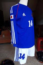 desain kaos futsal jepang bikin kaos team futsal dry fit japan lengan panjang jaket jacket