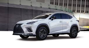 2018 lexus nx luxury crossover performance lexus com