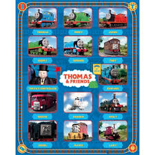thomas characters list images reverse