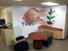 environmental graphics creative color minneapolis minnesota work effects custom lobby wall mural