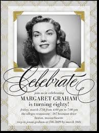 25 unique 90th birthday invitations ideas on pinterest 80th