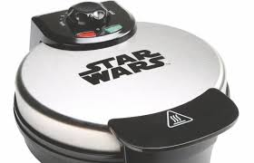 Death Toaster Darth Vader Toasters And Death Star Waffles