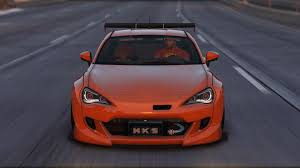 widebody subaru brz subaru brz rocket bunny v3 add on replace livery gta5 mods com