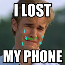 Lost Phone Meme - i lost my phone meme 28 images lost phone lost my phone wasn t