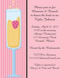bridal brunch invites bridal shower invitations