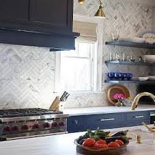 Blue Kitchen Backsplash by 14 Best Kitchen Makeover Images On Pinterest Blue Pearl Granite