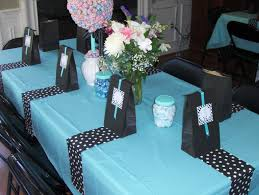 Blue Baby Shower Decorations 20 Best Black And Blue Baby Shower Images On Pinterest Shower