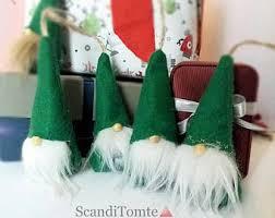 gnome ornament etsy
