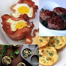 healthy savory breakfast muffin recipes popsugar fitness