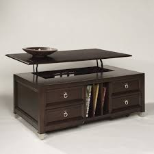 Low Table Set - coffee tables beautiful black wood coffee table reclaimed round