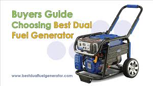 buyers guide to choose the best portable generators