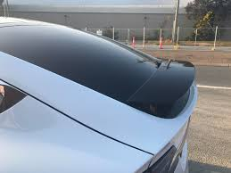 somehow i scratched the spoiler didn u0027t want to respray so got it